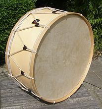 NP Drums Tamborada