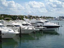 Boats I rented
