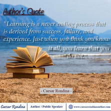 learning thought