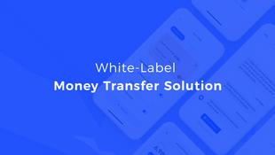 White-Label International Remittance Platform