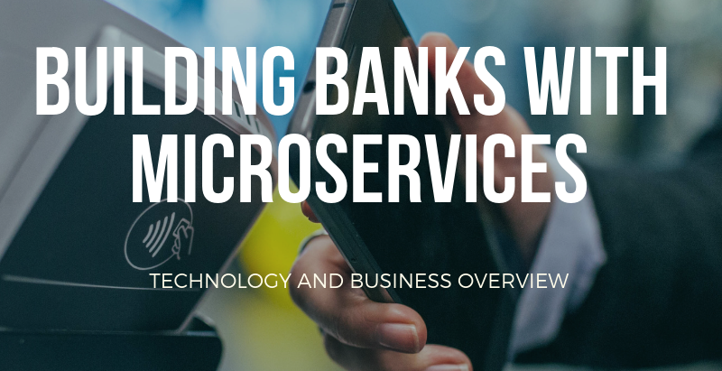 Using AWS and Microservices to Build an Online Banking Solution