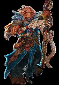 D&D 5E Dragonborn