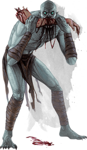 Ghoul D&D 5th Edition