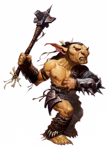 D&D 5E Goblin