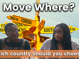What country should YOU move to?!?