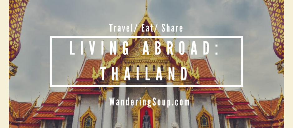 Living Abroad -Thailand