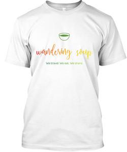 Wandering Soup Tees