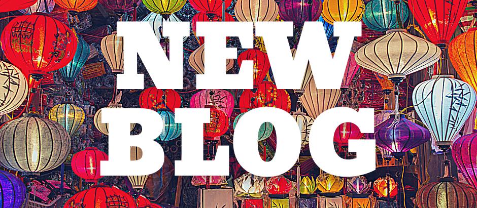 New blog. Who dis?