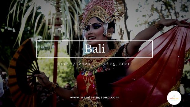 Wandering Soup Bali