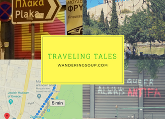 What had happened was...   Wandering Travel Tours