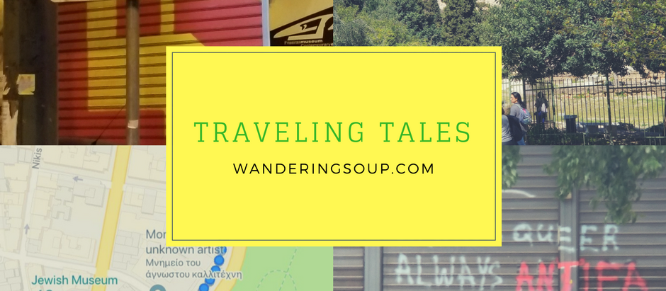 What had happened was... | Wandering Travel Tours