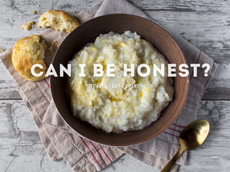 Can I be honest? | Wandering Soup