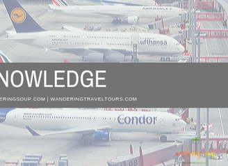 Knowledge is free...sorta   Wandering Travel Tours