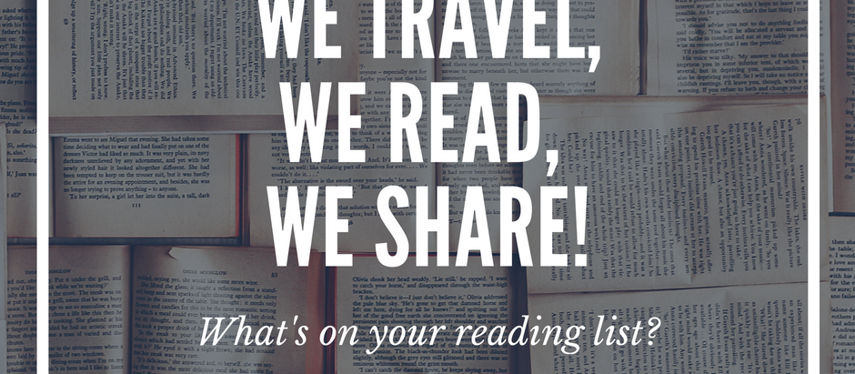 Travel Reads: Magic Bleeds and Children of Blood and Bone
