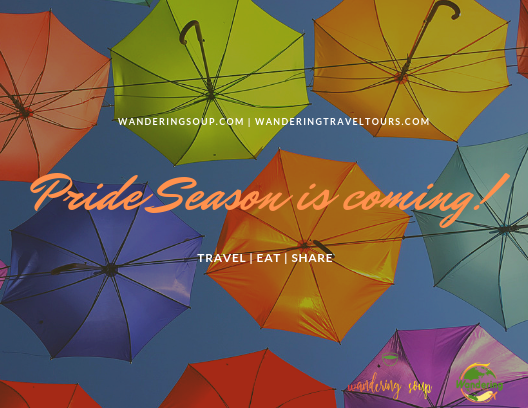 Pride Season is Coming! | Wandering Travel Tours