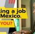Working In Mexico