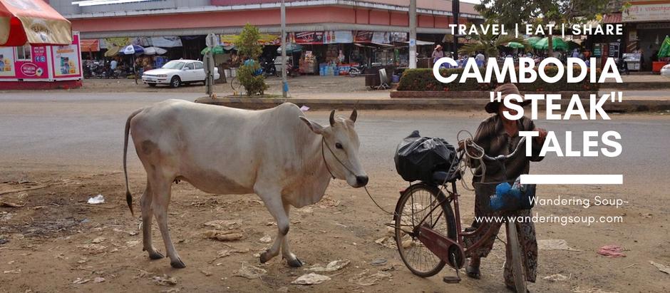 "Cambodia ""Steak"" Tales...| Wandering Soup"