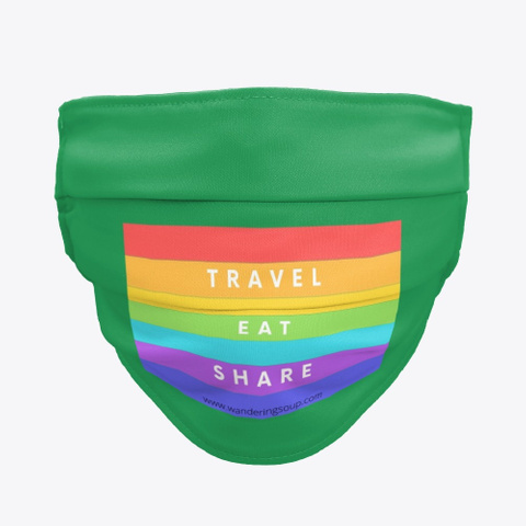 Wandering Soup - Travel Mask