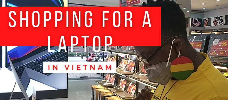 Buying a Laptop in Vietnam! | Wandering Soup