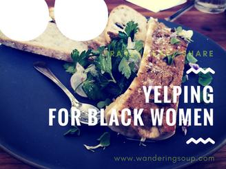 Yelping...For Black Women