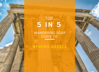 Top 5 in 5 - Athens, Greece