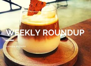 Weekly roundup... | Anondra Williams