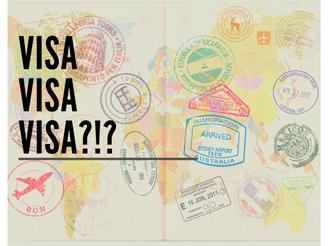 Visa, Visa, Visa?!? | Wandering Soup