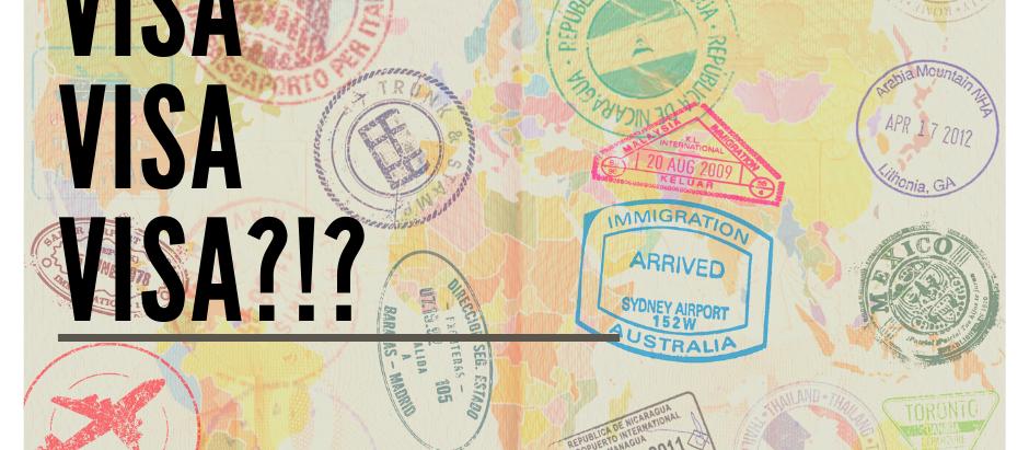 Visa, Visa, Visa?!?   Wandering Soup