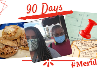 90 Days and Counting! - Wandering Soup