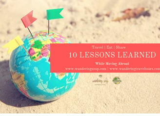 10 Lessons Learned | Wandering Soup