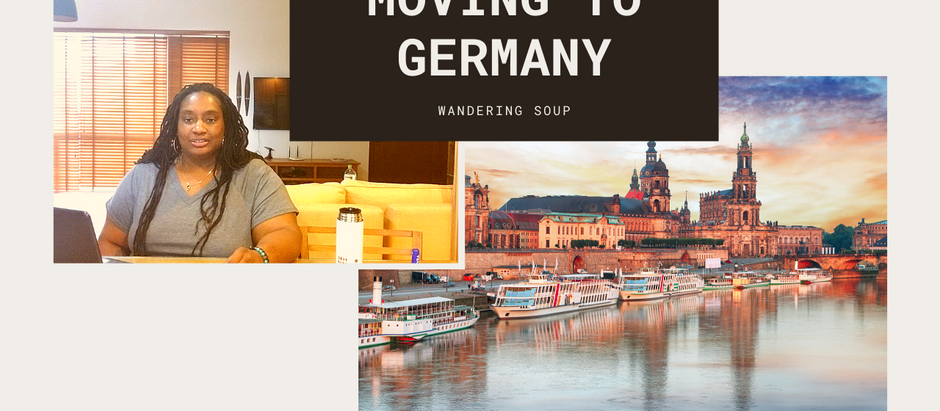 Moving to Germany | Wandering Soup