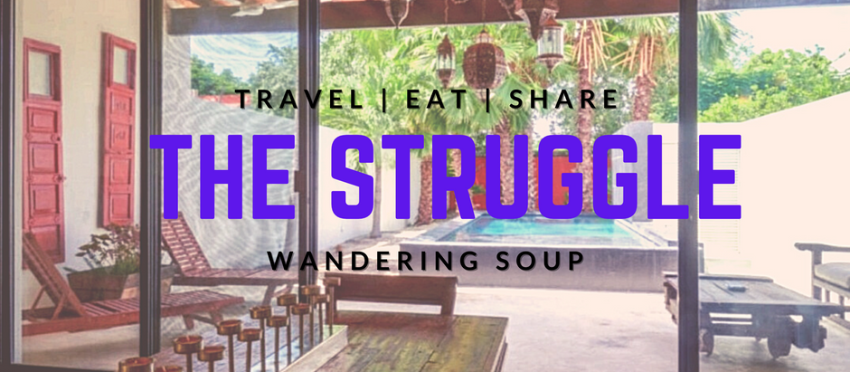 The STRUGGLE! in Merida, Mexico | Wandering Soup