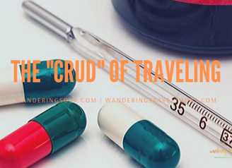 """The """"Crud"""" of Traveling   Wandering Travel Tours"""