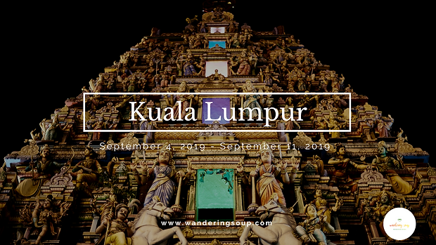 Wandering Soup Kuala Lumpur