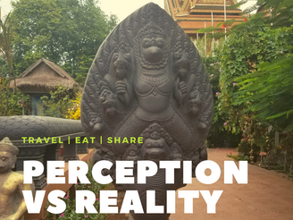 Perception vs Reality of Siem Reap, Cambodia | Wandering Soup