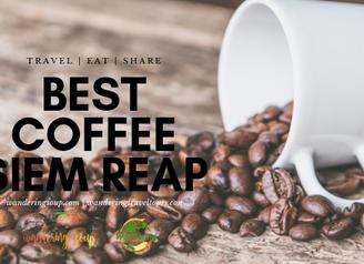 Coffee Shops in Siem Reap - Gloria Jean's | Wandering Soup