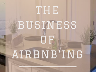 The Business of AirBnB'ing w/ LA Adams