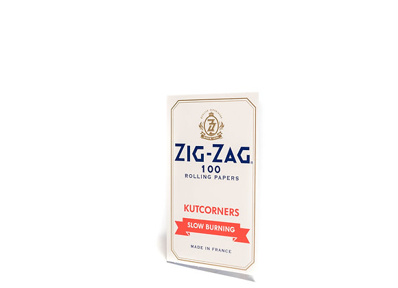 WHITE OR BLUE ZIG ZAG ROLLING PAPERS