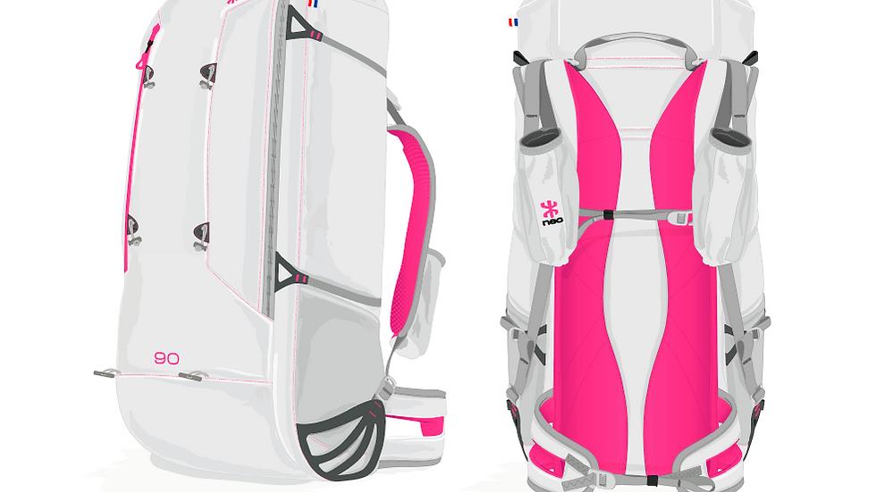 Flyneo LITE BAG WOMEN