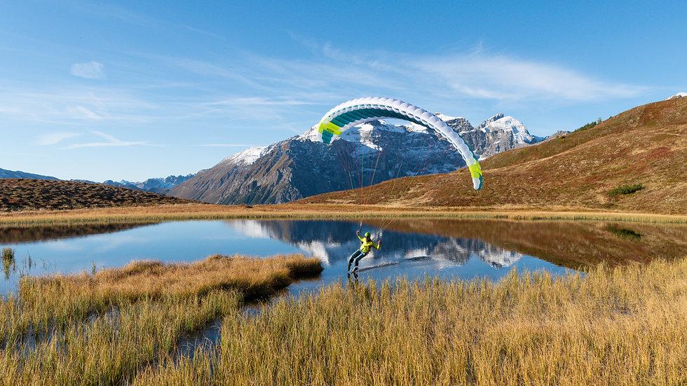 SET completo: Nova BANTAM - Hike&Fly package