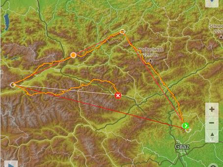 SUPER BERNI - 245km su ION6 (low ENB)