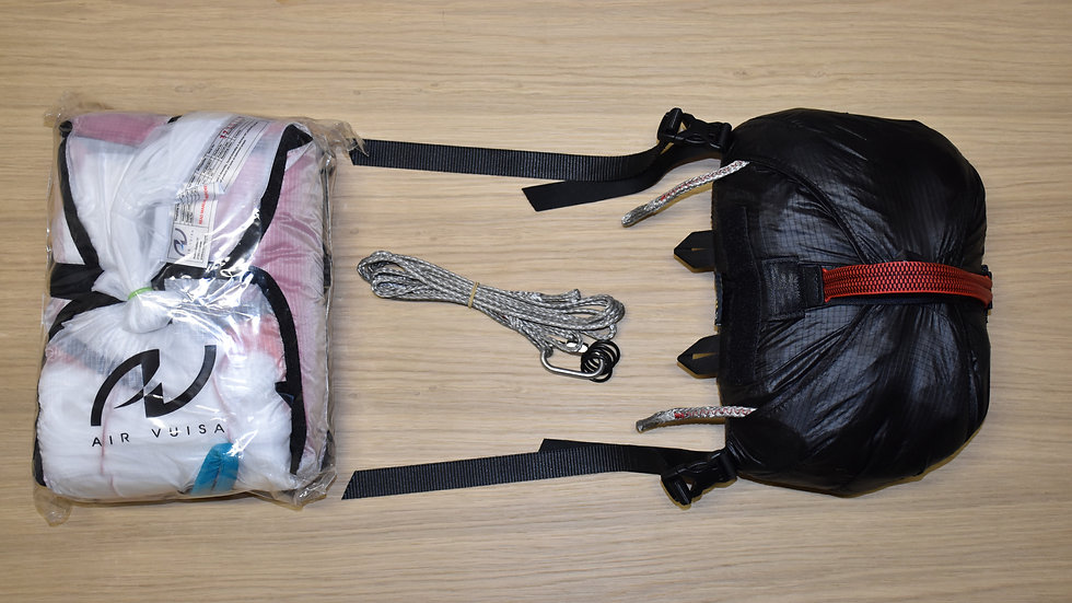 SET completo: Hike&Fly rescue package