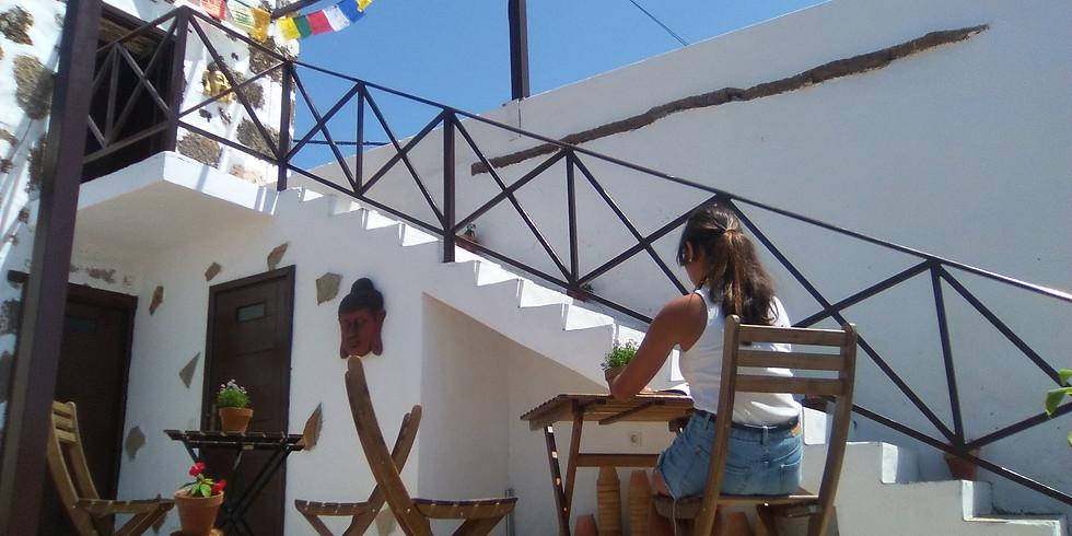 Presentación Centro Budista de Lanzarote