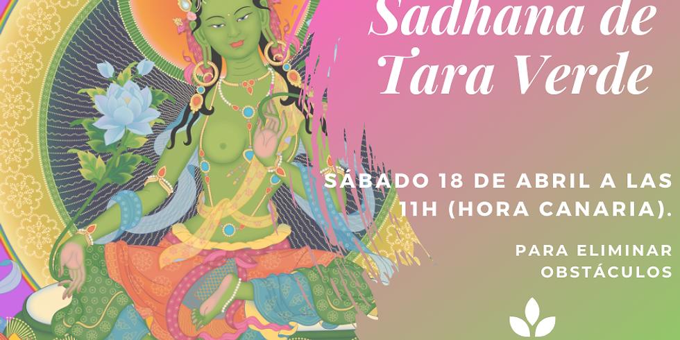 Sadhana de Tara Verde