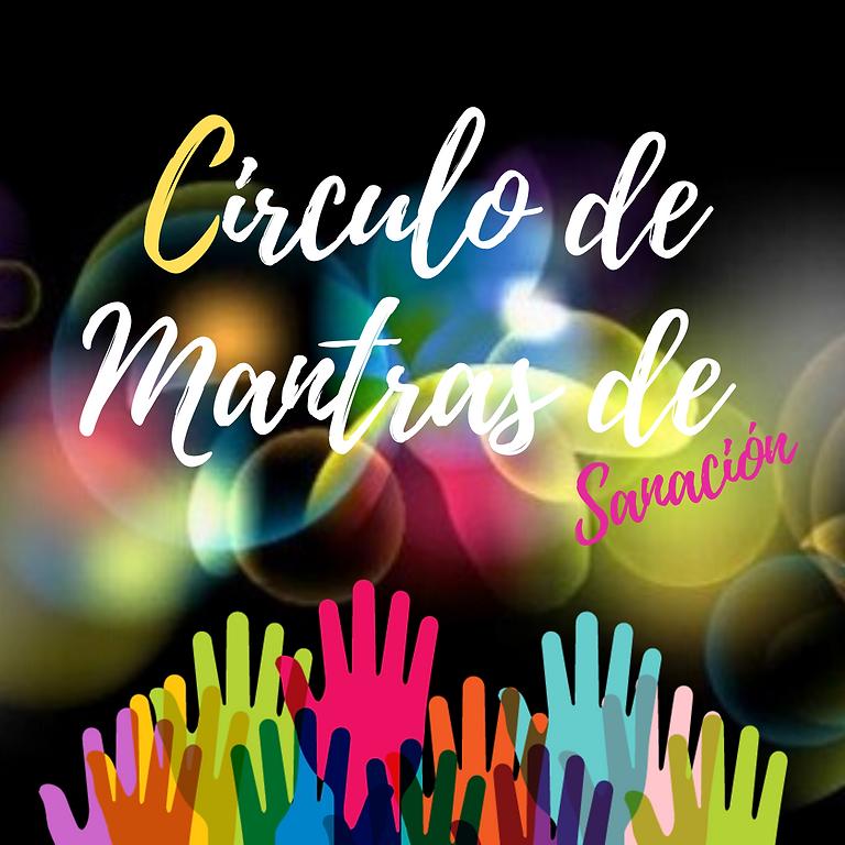 CIRCULO DE MANTRAS DE SANACIÓN