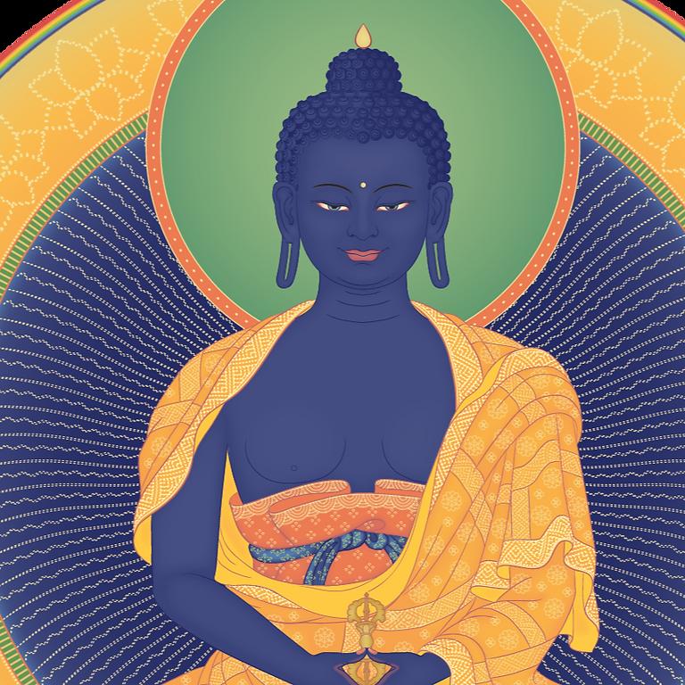 RITUAL Y MEDITACIÓN DEL BUDA DE LA MEDICINA