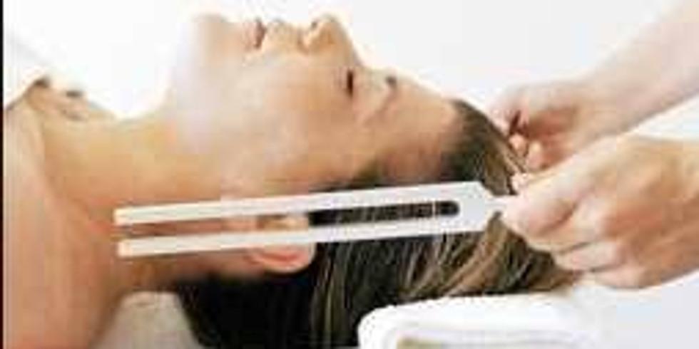 Taller de Terapia con Diapasones