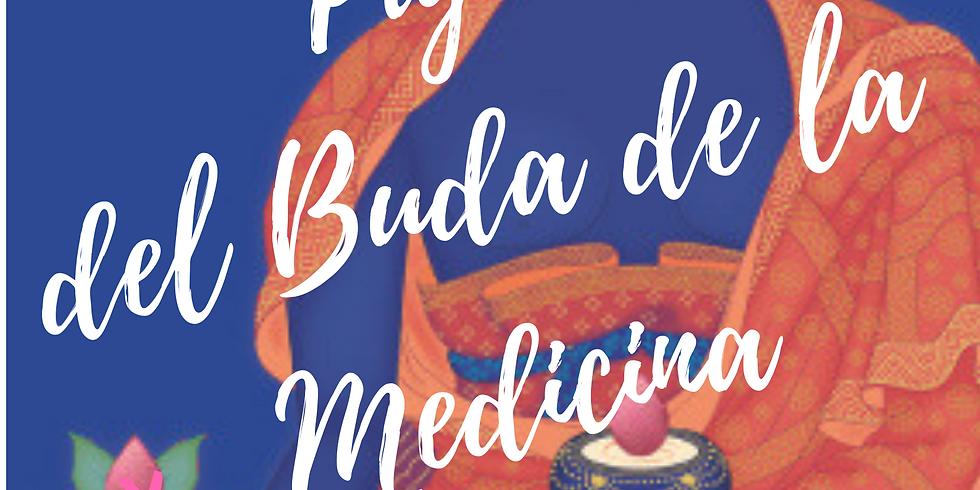Puja Buda de la Medicina
