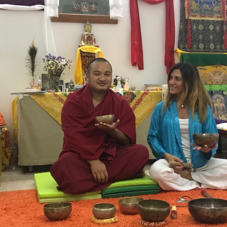 Meditación y Relajación con Cuencos Tibetanos