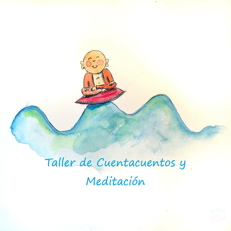 TALLER DE CUENTACUENTOS Y MEDITACIÓN